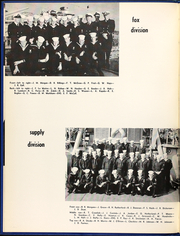 Page 16, 1960 Edition, Johnston (DD 821) - Naval Cruise Book online yearbook collection