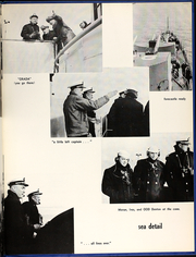Page 39, 1960 Edition, Johnston (DD 821) - Naval Cruise Book online yearbook collection