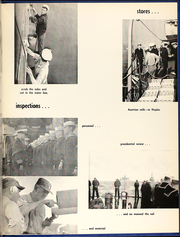 Page 41, 1960 Edition, Johnston (DD 821) - Naval Cruise Book online yearbook collection