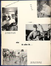 Page 44, 1960 Edition, Johnston (DD 821) - Naval Cruise Book online yearbook collection