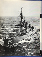 Page 5, 1960 Edition, Johnston (DD 821) - Naval Cruise Book online yearbook collection