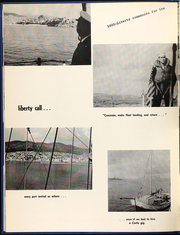 Page 50, 1960 Edition, Johnston (DD 821) - Naval Cruise Book online yearbook collection