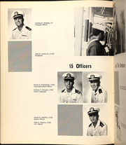 Page 12, 1970 Edition, Johnston (DD 821) - Naval Cruise Book online yearbook collection