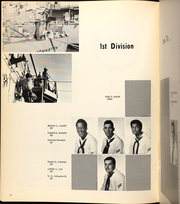 Page 16, 1970 Edition, Johnston (DD 821) - Naval Cruise Book online yearbook collection