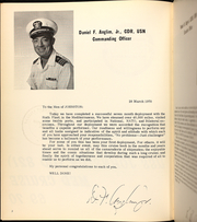 Page 6, 1970 Edition, Johnston (DD 821) - Naval Cruise Book online yearbook collection