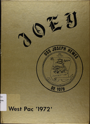 Page 1, 1972 Edition, Joseph Hewes (DE 1078) - Naval Cruise Book online yearbook collection
