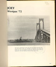 Page 5, 1972 Edition, Joseph Hewes (DE 1078) - Naval Cruise Book online yearbook collection