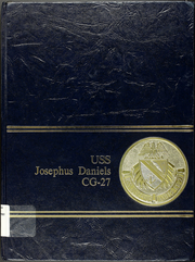 Page 1, 1984 Edition, Josephus Daniels (CG 27) - Naval Cruise Book online yearbook collection