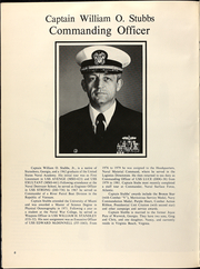 Page 10, 1984 Edition, Josephus Daniels (CG 27) - Naval Cruise Book online yearbook collection