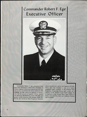Page 12, 1984 Edition, Josephus Daniels (CG 27) - Naval Cruise Book online yearbook collection