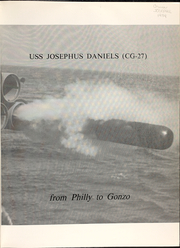 Page 5, 1984 Edition, Josephus Daniels (CG 27) - Naval Cruise Book online yearbook collection