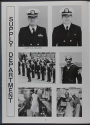 Page 11, 1986 Edition, Kishwauke (AOG 9) - Naval Cruise Book online yearbook collection