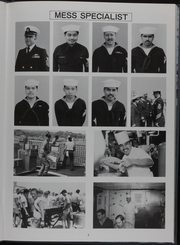 Page 12, 1986 Edition, Kishwauke (AOG 9) - Naval Cruise Book online yearbook collection