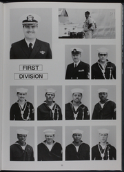 Page 16, 1986 Edition, Kishwauke (AOG 9) - Naval Cruise Book online yearbook collection
