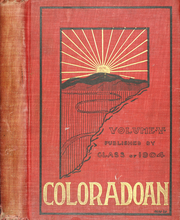 University of Colorado - Coloradan Yearbook (Boulder, CO) online yearbook collection, 1904 Edition, Page 1