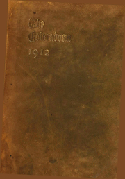 University of Colorado - Coloradan Yearbook (Boulder, CO) online yearbook collection, 1912 Edition, Page 1