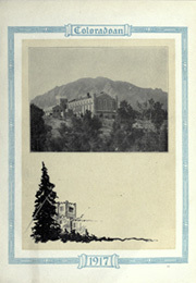 Page 15, 1917 Edition, University of Colorado - Coloradan Yearbook (Boulder, CO) online yearbook collection