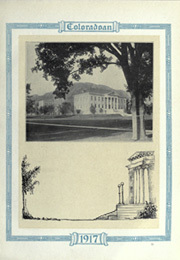 Page 17, 1917 Edition, University of Colorado - Coloradan Yearbook (Boulder, CO) online yearbook collection