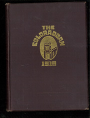 University of Colorado - Coloradan Yearbook (Boulder, CO) online yearbook collection, 1919 Edition, Page 1
