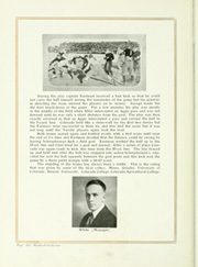 Page 144, 1919 Edition, University of Colorado - Coloradan Yearbook (Boulder, CO) online yearbook collection