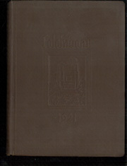 University of Colorado - Coloradan Yearbook (Boulder, CO) online yearbook collection, 1921 Edition, Page 1