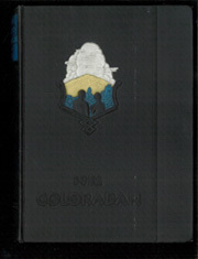 University of Colorado - Coloradan Yearbook (Boulder, CO) online yearbook collection, 1932 Edition, Page 1