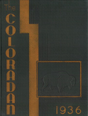 Page 1, 1936 Edition, University of Colorado - Coloradan Yearbook (Boulder, CO) online yearbook collection