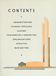 Page 11, 1936 Edition, University of Colorado - Coloradan Yearbook (Boulder, CO) online yearbook collection