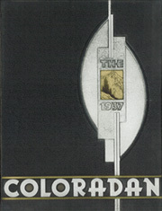 University of Colorado - Coloradan Yearbook (Boulder, CO) online yearbook collection, 1937 Edition, Page 1