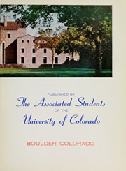 Page 9, 1943 Edition, University of Colorado - Coloradan Yearbook (Boulder, CO) online yearbook collection
