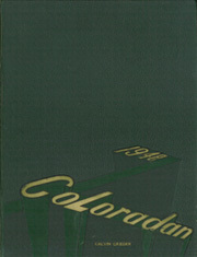 1948 Edition, University of Colorado - Coloradan Yearbook (Boulder, CO)
