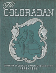 1951 Edition, University of Colorado - Coloradan Yearbook (Boulder, CO)