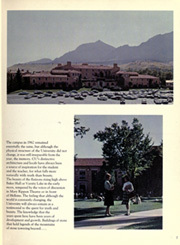Page 11, 1962 Edition, University of Colorado - Coloradan Yearbook (Boulder, CO) online yearbook collection