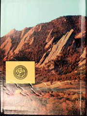 Page 2, 1969 Edition, University of Colorado - Coloradan Yearbook (Boulder, CO) online yearbook collection