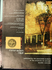 Page 4, 1969 Edition, University of Colorado - Coloradan Yearbook (Boulder, CO) online yearbook collection
