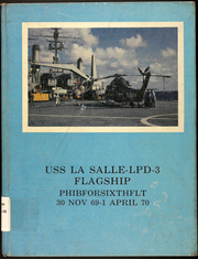 Page 1, 1970 Edition, La Salle (LPD 3) - Naval Cruise Book online yearbook collection