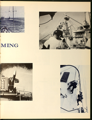 Page 11, 1971 Edition, Lawrence (DDG 4) - Naval Cruise Book online yearbook collection