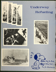 Page 14, 1971 Edition, Lawrence (DDG 4) - Naval Cruise Book online yearbook collection