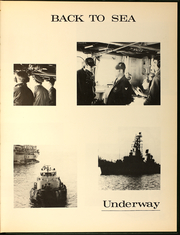 Page 9, 1971 Edition, Lawrence (DDG 4) - Naval Cruise Book online yearbook collection