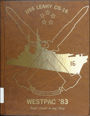 1983 Edition, Leahy (CG 16) - Naval Cruise Book