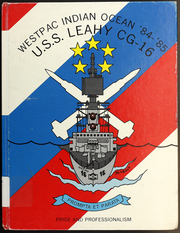 1985 Edition, Leahy (CG 16) - Naval Cruise Book