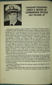 Page 6, 1987 Edition, McCloy (FF 1038) - Naval Cruise Book online yearbook collection
