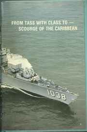 Page 9, 1987 Edition, McCloy (FF 1038) - Naval Cruise Book online yearbook collection
