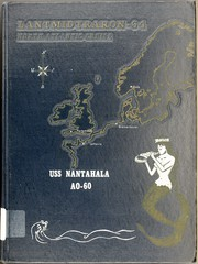 1964 Edition, Nantahala (AO 60) - Naval Cruise Book