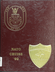 Page 1, 1992 Edition, Nicholson (DD 982) - Naval Cruise Book online yearbook collection
