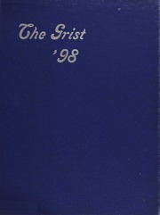 University of Rhode Island - Grist Yearbook (Kingston, RI) online yearbook collection, 1898 Edition, Page 1