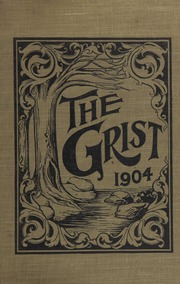University of Rhode Island - Grist Yearbook (Kingston, RI) online yearbook collection, 1904 Edition, Page 1