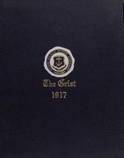 University of Rhode Island - Grist Yearbook (Kingston, RI) online yearbook collection, 1917 Edition, Page 1