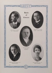Page 16, 1922 Edition, University of Rhode Island - Grist Yearbook (Kingston, RI) online yearbook collection