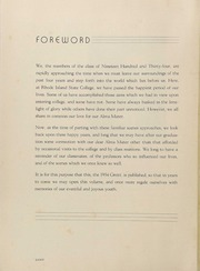 Page 12, 1934 Edition, University of Rhode Island - Grist Yearbook (Kingston, RI) online yearbook collection